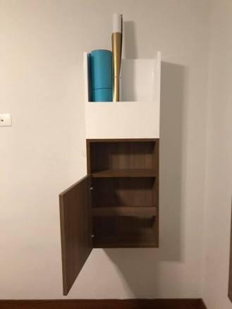 mueble cartulinas